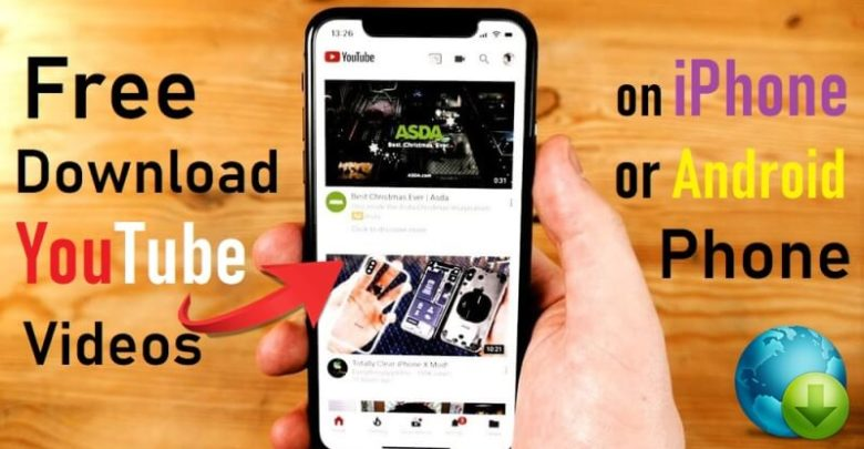 download video from youtube to iphone free