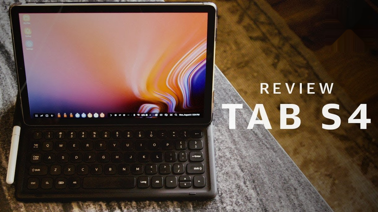 Photo of Samsung Galaxy Tab S4 Review