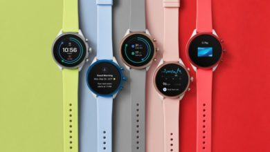 Photo of Fossil launches Fossil Sport.The fitness-oriented Wear OS device with Snapdragon Wear 3100 chip