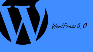 Photo of What's New in WordPress 5.0 – Features and Screenshots
