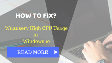 Photo of How to fix a Wuauserv High CPU Usage Error