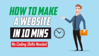 Photo of How to Set Up Your Website in Under 10 Minutes 2019
