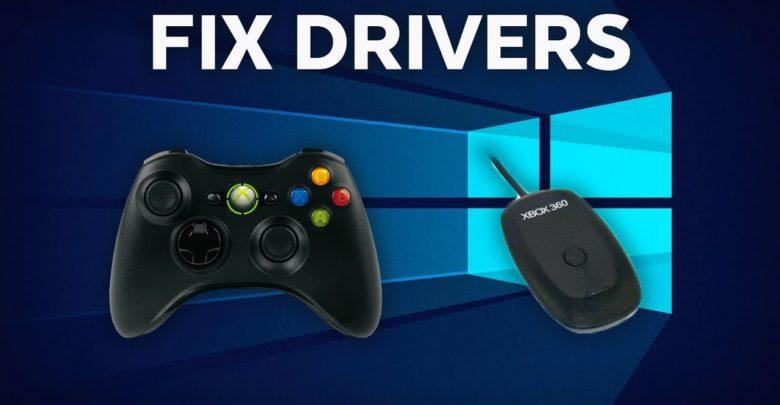 How to Fix Xbox 360 Controller Driver Not Working on Windows