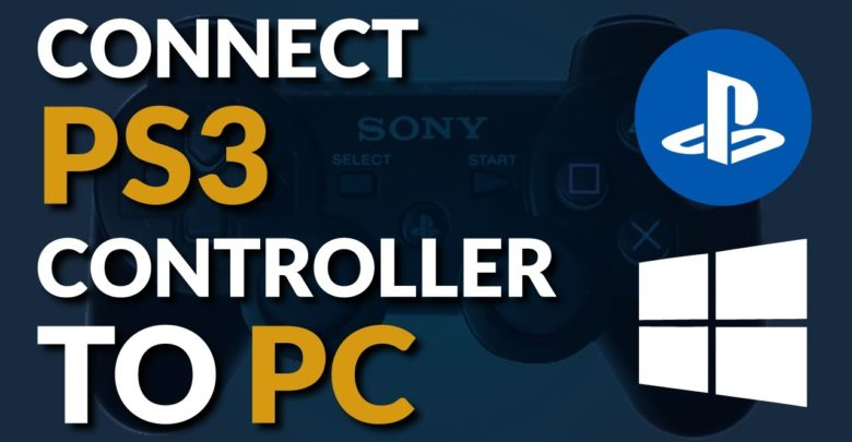 using ps3 controller with pcsx2