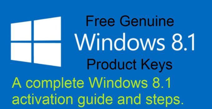 seriale windows 8.1 pro 64 bit