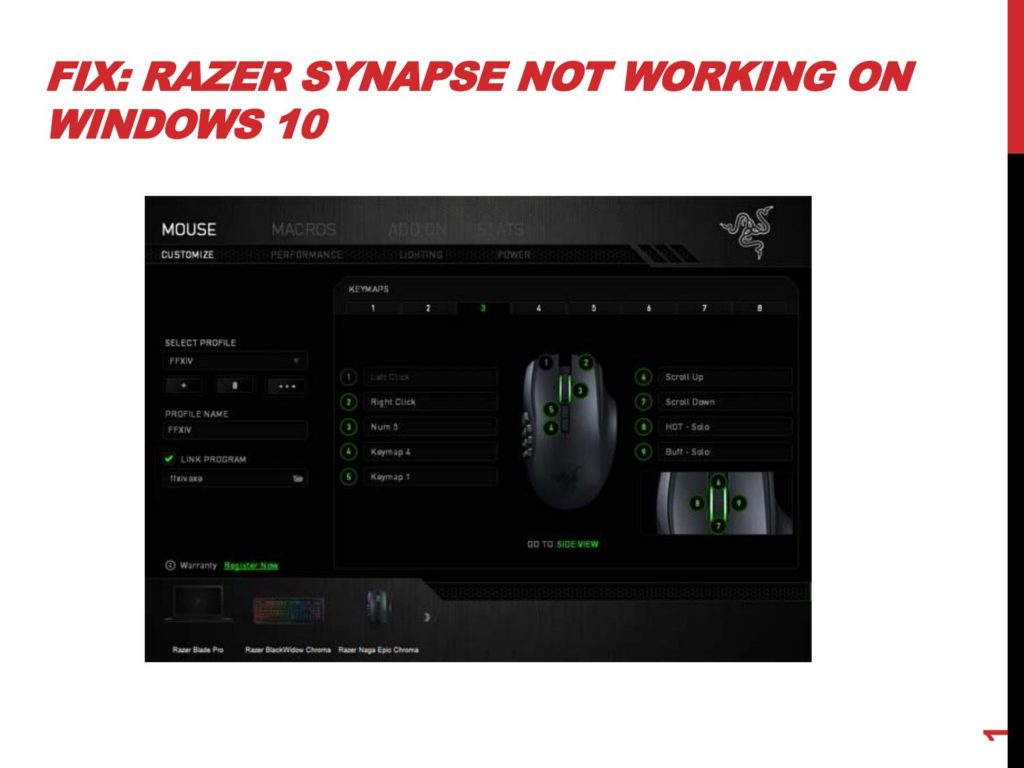 How to Fix Razer Synapse Not Working on Windows 10 - Latest Gadget