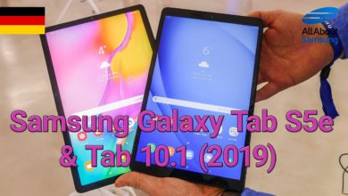 Photo of Samsung Galaxy Tab S5e, Galaxy Tab A 10.1 Tablets Announced; Available Starting Q2 2019