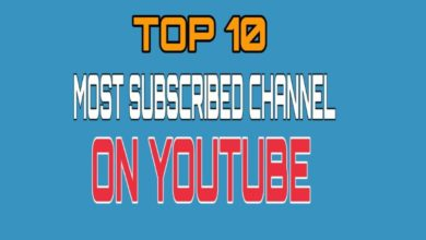 Photo of Top 10 Most Subscribed YouTube Channels of January 2019