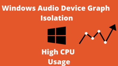Photo of How to Fix Windows Audio Device Graph Isolation High CPU