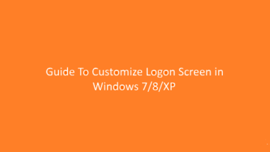 Photo of How to customize the Logon Screen in Windows 7/8/XP