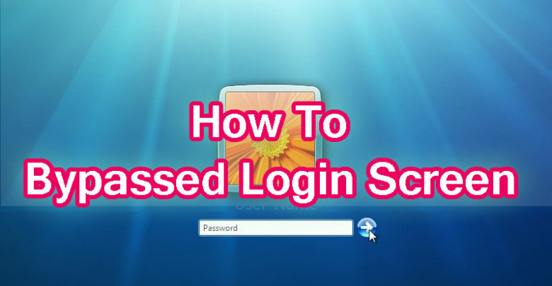 login without password windows 7
