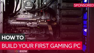 Photo of How to build your first gaming PC