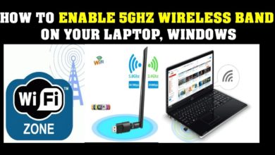 Photo of How to enable 5GHz Wi-Fi on your laptop