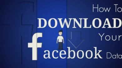 Photo of How To Download Your Data From Facebook Account For Social Backup