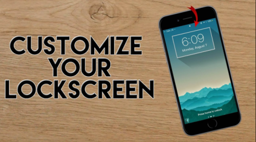 How To Customize Your Lock Screen On Iphone And Ipad Latest Gadgets