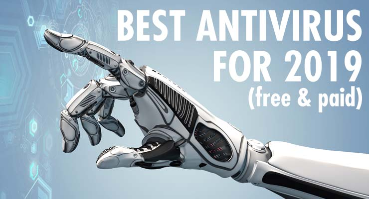 The best antivirus software of 2019 - Latest Gadget