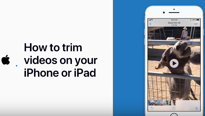 How to trim videos in Photos for iPhone an iPad - Latest Gadget
