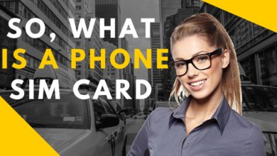 Photo of What is a SIM card and what does it do?