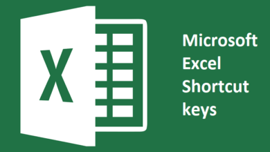 Photo of Microsoft Excel Keyboard Shortcuts List 2019