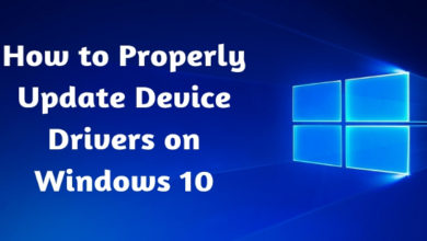 Photo of How to properly update device drivers on Windows 10