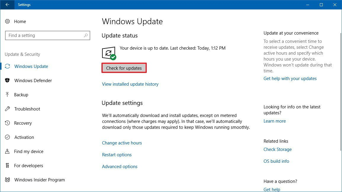 How to properly update device drivers on Windows 10 - Latest