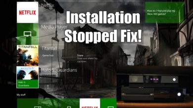 Photo of How to fix Installation stopped Xbox One error