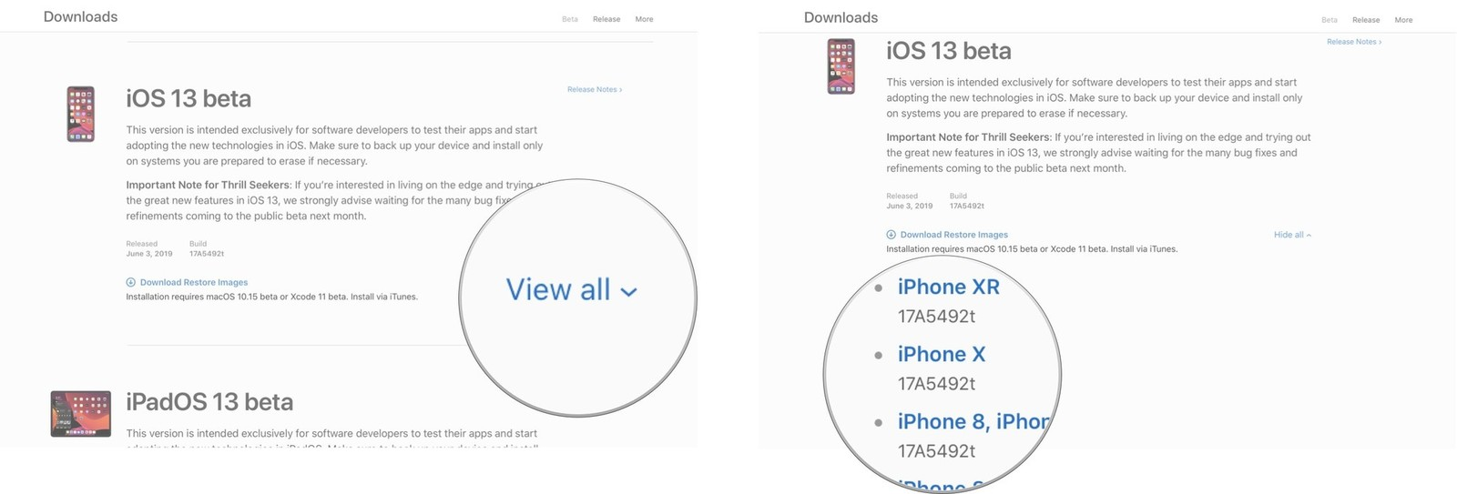 How to install an iOS beta on your iPhone or iPad using