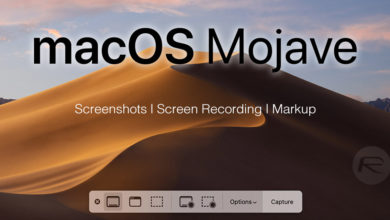 Photo of How to record screen and take screenshots in macOS Mojave
