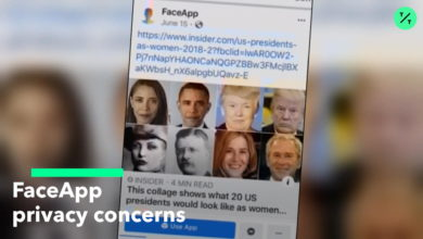 Photo of Faceapp privacy concerns and FaceApp responds to privacy concerns