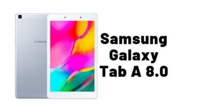 Photo of Samsung Galaxy Tab A 8.0 (2019) specification