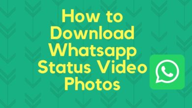 Photo of How to download WhatsApp Status videos and photos of your contacts