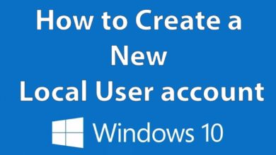 Photo of How to Create a Local User Account on Windows 10