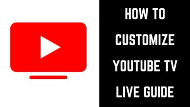 Photo of How to set up and customize a YouTube TV subscription