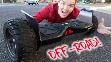 Photo of An Off-Road Hoverboard Will Get Your Kids Outside Longer This Summer