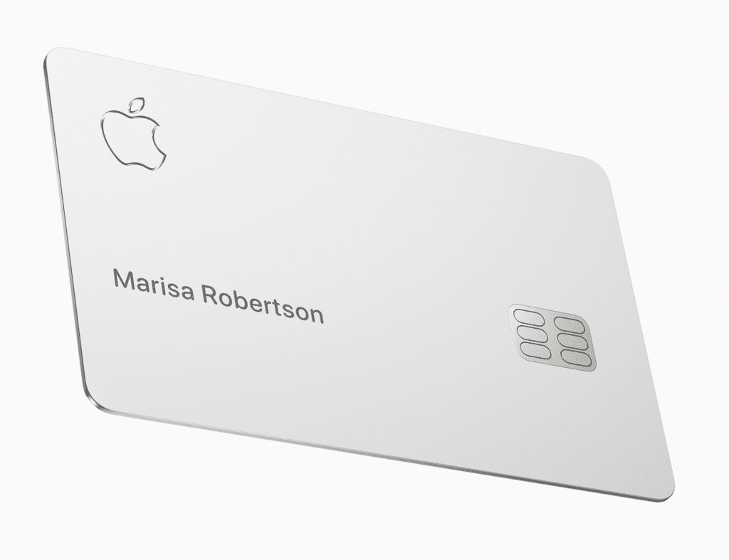 Physical Apple Card