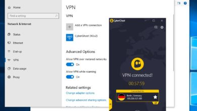 Photo of VPN blocks Internet on windows 10? Here 7 solutions to apply
