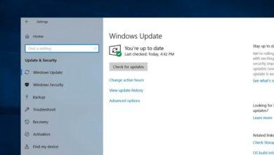 Photo of Windows 10 cumulative update (KB4511553) fails to install version 1809