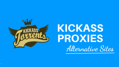 Photo of KickAss Proxy List For 2019 [100% Working 5 Best Kickass Torrents Alternatives in Oct 2019]