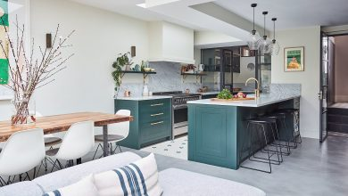 Photo of This Studio Kitchen Has a Very Smart and Surprising Hidden Feature