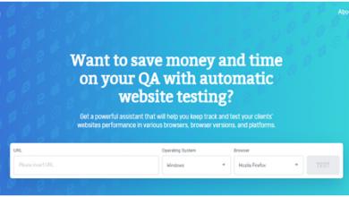Photo of Comparium : Automated Website Testing Tool