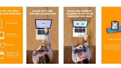 Photo of SmartBuyGlasses launches Lens Scanner App: Get your free glasses prescription