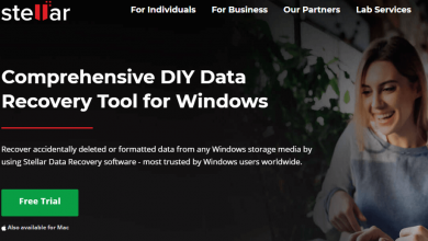 Photo of Stellar Data Recovery Software Review _ amazingly fast and easy to use