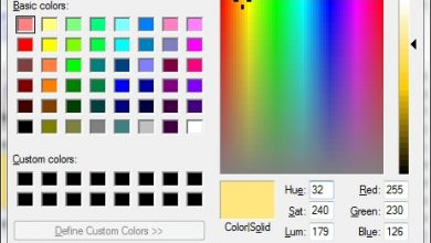 Photo of Different Ways To Pick Color From An Image