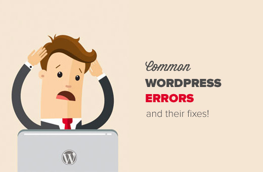 WordPress Errors and Problems