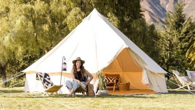 Photo of Glamping: How hiking became a luxury