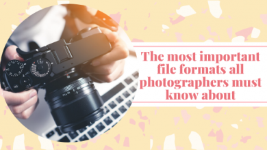 Photo of The most important file formats all photographers must know about