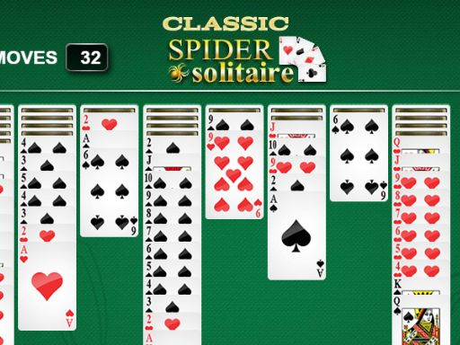 pider Solitaire