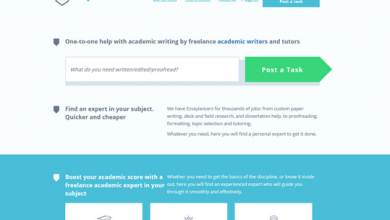 Photo of Essay Writers Online: Delegate Your Academic Paper to a Freelancer of Your Choice on EssayLancers.com
