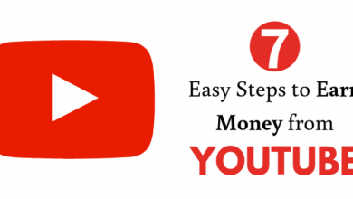 Photo of 7 Best Easy steps To Make Money On Youtube In 2020