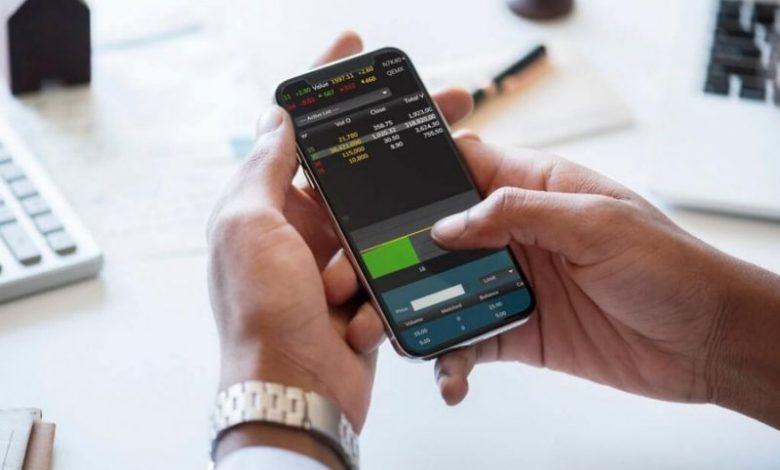 Crypto Trading App